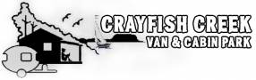 Crayfish Creek Van & Cabin Park & Spa Treehouse Accommodation Booking  Inquiry Services Crayfish Creek Directory listings — The Free Accommodation Booking  Inquiry Services Crayfish Creek Business Directory listings  Business logo